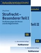 Strafrecht Besonderer Teil I + Besonderer Teil II • Set | Eisele | Buch (Cover)