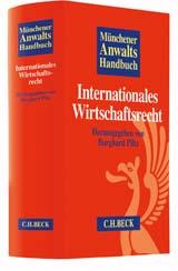 Münchener Anwaltshandbuch Internationales Wirtschaftsrecht | Buch (Cover)
