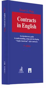 Contracts in English | Bugg | Buch (Cover)