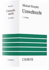 Umweltrecht | Kloepfer | Buch (Cover)