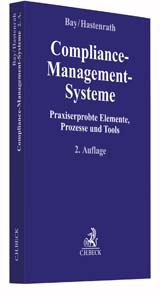 Compliance-Management-Systeme | Bay / Hastenrath | Buch (Cover)