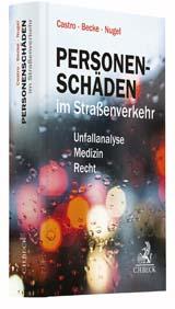 Personenschäden im Straßenverkehr | Castro / Becke / Nugel | Buch (Cover)