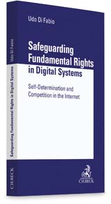 Safeguarding Fundamental Rights in Digital Systems | Di Fabio | Buch (Cover)