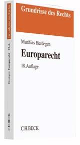 M. Herdegen: Europarecht (Lehrbuch)
