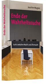 Ende der Wahrheitssuche | Wagner | Buch (Cover)