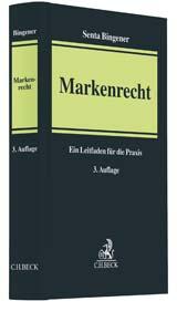 Markenrecht | Bingener | Buch (Cover)